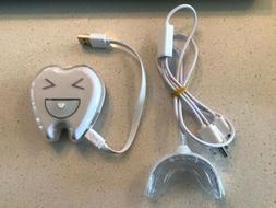 LITERO #1 Best Home Smart Teeth Whitening LED Light & Power