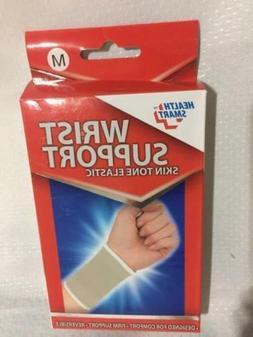 Health Smart Wrist Support Size Small, Medium,Large Reversib