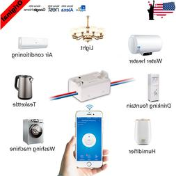 Smart Home WiFi Wireless Switch Module For Apple Android APP